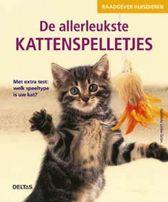 Boek cover De allerleukste kattenspelletjes van G. Linke-Grun