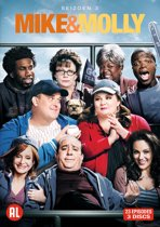 Mike & Molly - Seizoen 3 (3DVD)