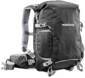 mantona ElementsPro 30 Outdoor camerarugzak zwart