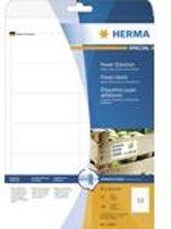 HERMA Etiketten A4 wit 97x42,3 mm extreem hechtend 300 St.