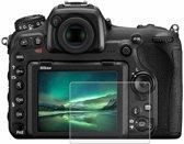 PULUZ Camera 2.5D Curved Edge 9H Surface Hardness Tempered Glass Screen beschermings voor Nikon D500 / D600 / D610 / D7100 / D7200 / D750 / D800 / D810