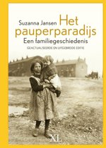 Het pauperparadijs - grote letter uitgave