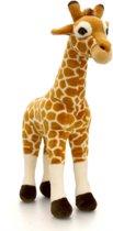 Keel Toys pluche giraffe knuffel 35 cm - knuffeldier / knuffels