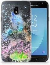Samsung Galaxy J3 2017 TPU Hoesje Design Vogel