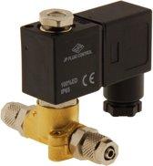 24V AC 6/4mm Magneetventiel CO2 Aquarium - AQ-CM1864-024AC
