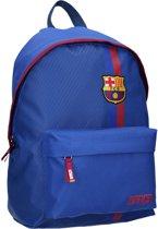 FC Barcelona The Dream Team 40x30x14 Kinderrugzak - 16,8 l - Blauw