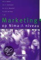 Marketing op Nima-A niveau Module 1 Werkboek