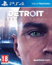 Cover van de game Detroit: Become Human PS4