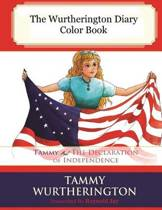Tammy and the Declaration of Independence Color Book