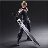 Final Fantasy VII - Play Arts Kai Remake N1 Cloud Strif...