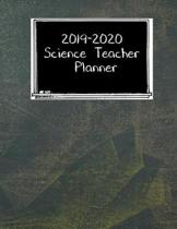 2019-2020 Science Teacher Planner