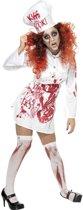 Kok Zombie Halloween kostuums  voor dames - Verkleedkleding - One size