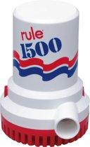 Rule 1500 Bilgepomp 12 Volt