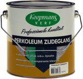 Koopmans Perkoleum - Dekkend - Zijdeglans - Wit - 2,5 liter