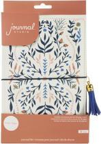 American Crafts - Journal Studio Kit - Floral - 48 Paginas