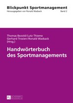Handwoerterbuch des Sportmanagements