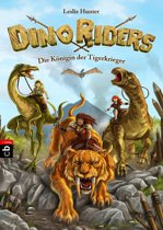Dino Riders - Die Königin der Tigerkrieger