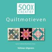 500x creatief - Quiltmotieven