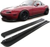 R-stijl zijrokken voor Mazda MX5 NA 89-98