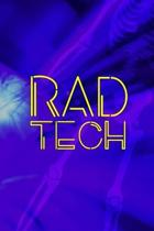 Rad Tech: Radiologist Notebook Journal Composition Blank Lined Diary Notepad 120 Pages Paperback Blue