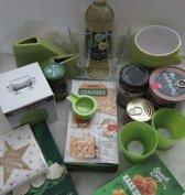 """Kerstpakket - feestpakket, 17 delig """"Lime"""""""
