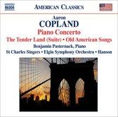 Copland: Piano Concerto