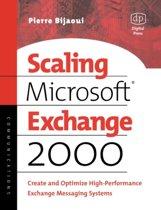 Scaling Microsoft Exchange 2000