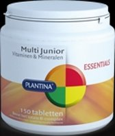 Plantina multi vit.junior tb.@ 150 st