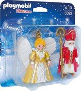 Playmobil Sinterklaas en Engel - 5592