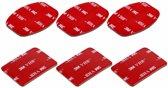 3M zelfklevende Stickers voor GoPro Hero 6 / 5 / 4 / 3+ / 3 / 2 / 1