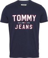 Tommy Hilfiger T-shirt Logo Navy (DM0DM07067 - CBK)