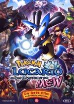 Pokemon 8 - Lucario En Het Mysterie Van Mew (dvd)