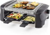Princess - Steengrill/Raclette - 4 Pans