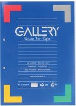 GALLERY CURSUSBL A4 80G L 100V
