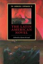 The Cambridge Companion to the Latin American Novel