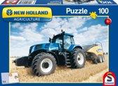 Schmidt puzzel New Holland 100 stukjes