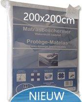 Matrasbeschermer Waterdicht 200x200cm