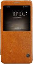 Nillkin Qin Series View Window Case Huawei Mate 9 Bruin