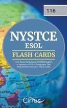 NYSTCE ESOL (116) Flash Cards Book
