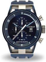 Locman Mod. 0510BLBLFWH0SIB - Horloge