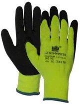 Latex-Winter Handschoen 9