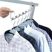 Kledinghaak organizer | kledinghanger stainless steel |