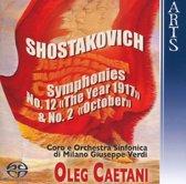 Dmitri Shostakovich (1905-1975) - Shostakovich: Symphony No. 12 & No.