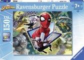 Ravensburger Spiderman vrienden en vijanden - legpuzzel - 150 stukjes