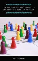 Les secrets du marketing via les sites de réseaux sociaux