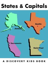 States & Capitals: A Discovery Kids Book