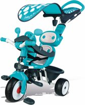 Smoby Baby Driver Comfort Blauw - Driewieler