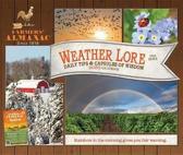 Farmers' Almanac Weather Lore 2020 Calendar