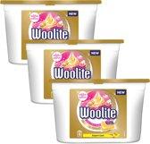 Woolite Expert Care Keratine wasmiddel 3x18 caps