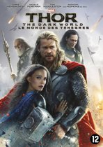 DVD cover van Thor: The Dark World